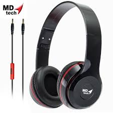 [119078] MD Tech Head Phone HS-6